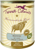 Terra Canis Classic Meals, Buffalo with Millet, Tomato and Papaya 800 g 4260109624132