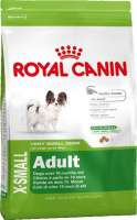 Royal Canin Size Health Nutrition X-Small Adult 1.5 kg, 3 kg, 500 g