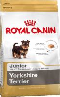Royal Canin Breed Health Nutrition Yorkshire Terrier Junior 1.5 kg, 500 g
