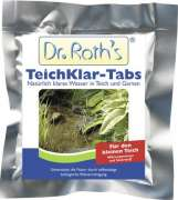 Dr. Roths Clear Pond Tabs