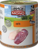 Mono Sensitive - Eend Blikje 800 g