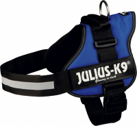 Julius K9 Powerharnas  Blauw L-XL