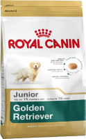 Royal Canin Breed Health Nutrition Golden Retriever Junior 3 kg, 12 kg