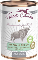 Terra Canis Hypoallergenic Menu, Water Buffalo with Sweet Potatoes 400 g