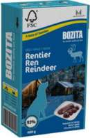 Bozita Tetra Dog Rendier 480 g