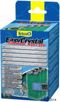 Easy Crystal Filter Pack C250/300 con carbón, 3 pz