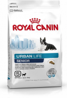 Royal Canin Lifestyle Health Nutrition - Urban Life Senior Small 500 g, 3 kg, 1.5 kg