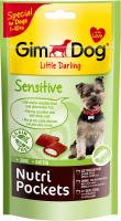 GimDog Nutri Pockets Sensitive 50 g