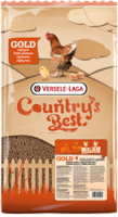 Country's Best Gold 4 Gallico Pellet 20 kg
