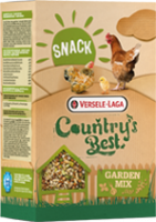 Country's Best Snack Garden Mix para Aves de Corral 1 kg