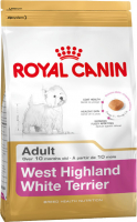 Royal Canin Breed Health Nutrition West Highland White Terrier Adult 1.5 kg, 3 kg, 500 g