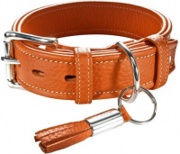 Hunter Halsband Cannes  Oranje 39-47x3.5 cm