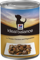 Hill's Ideal Balance Canine - Adult with Chicken and Vegetables 363 g
