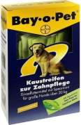 Bay-o-Pet Dental Care Chew Strips - higiene oral em tiras d 140 g