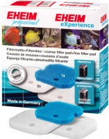 Set of filter pads eXperience/prof I & II 150, 250 and 250T