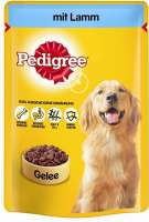 Pedigree Pouch Lamb in jelly 24x100 g