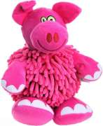 Mopz Pink Pig with Chew Guard, L - EAN: 0743723720083