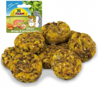 Wholemeal Shrimp and Crab Cookies 80 g