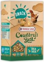 Country's Best Snack Sea Mix para Aves de Corral 1 kg