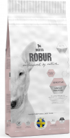 Bozita Robur Sensitive Single Protein Salmon & Rice 12.5 kg 7311030142244