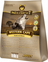 Western Cape Adult Ostrich and Banana 15 kg