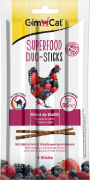 Duo-Sticks con Pollo y Bayas Silvestres 15 g