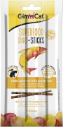 Duo-Sticks con Salmón y Mango 15 g