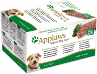 Applaws Pâté Country Selection - Multipack 5x150 g