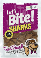Brit Lets Bite Sharks 150 g