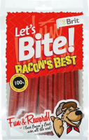 Brit Let's Bite - Bacon's Best 105 g