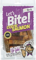 Brit Let's Bite Cod'n'Salmon 105 g, 80 g, 100 g