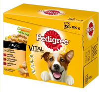 Vital Protection Adult 12er Multipack in Sauce 12x100 g