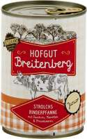 Hofgut Breitenberg Junior Beef with Zucchini, Carrot and Cranberry 400 g