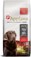 Applaws Adult Large Breed met Kip 15 kg