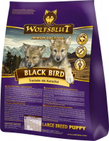 Black Bird Large Breed Puppy pavo y patatas 15 kg