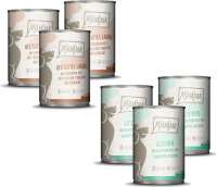 MjAMjAM Mono package I with Lamb and Turkey 6x400 g