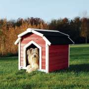 Natura Country Dog Kennel Bruin online kopen