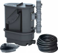 KOI Professional 12000 Pond Filter with Pump