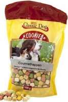 Classic Dog Snack Cookies Gourmethappen 500 g, 10 kg