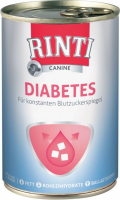 Rinti Canine Diabetes in Blikje 400 g