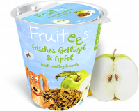 Finest Snack Concept - Fruitees Apple 200 g