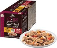 Wellness Core Small Breed Savoury Medleys Butcher Selection 6x85 g