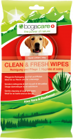Clean und Fresh Wipes Perro 15 pcs