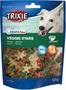 Trixie Denta Fun Veggie Stars 125 g