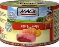 MAC's Dog - Rund & Pompoen, in Blikje 800 g, 400 g, 200 g