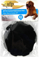 Pet Fountain Replacement Filter Cartridges Negro