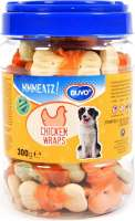 DUVO+ Biscuits Chicken Wraps (m) 300 g