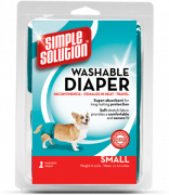 Simple Solution Pañal desechable Small