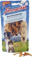 DeliBest Simmental Beef Meat Stripes 90 g, 50 g