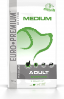 EURO-PREMIUM Medium Adult Sterilized 2.5 kg, 10 kg
